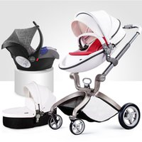 Hotmom 2 in 1 and 3 in 1 bbay stroller suspension light baby...
