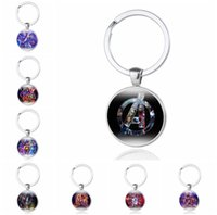 Avengers Keychain 11 Styles Movie Captain America Character ...