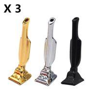 Silver Gold Metal Pipes Trophy Shape Tubi da fumo Mill Smoke Tobacco Pipe Sniffer Snuff Tube per tabacco da fumo Accessori