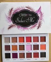 marchio trucco / pallet / eyeshadowBest New One Apri tavolozza marchio trucco 18 colori ombretto tavolozza singole ombre shimmer opaca Ombretto W