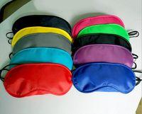 Augenmaske Farbton-Haar-Abdeckung Blindfold Travel Professional Skin Health Care Treatment Schlafmaske Variety Farboptionen Mixed DHL frei