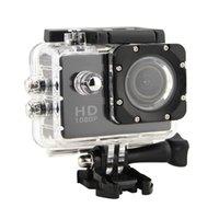 كاميرا أعلى جودة SJ4000 كامل 1080p HD الرياضة العمل الرقمية 2 بوصة وشاشة تحت 30M ماء DV تسجيل البسيطة ايوا دراجات صور فيديو