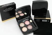 Nova marca maquiagem olho sombra 4 cores paleta de sombra 2g frete grátis