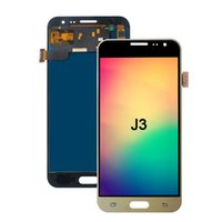 Adjustable Brightness LCD or Display for SAMSUNG Galaxy J320...