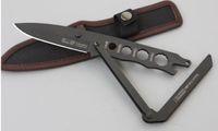 Multifunktionswerkzeug SR013 Multifunktionsschraubenschlüssel Messer Survival-Kit im Freien feststehenden Messer kampierende Werkzeuge 1pcs ADNB