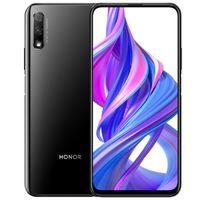 "Original Huawei Honor 9x 4G LTE PLALEPHELEPHONE PLALEUR 6GB RAM 64GB 128GB ROM Kirin 810 octa core Android 6.59 ""Plein écran 48.0mp AI Ai Tiredrint ID 4000mAh Smart Mobile Téléphone"