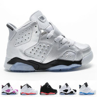 Brand Kids Jumpman 6s Basketball Shoes Kid Sports Chaussres ...