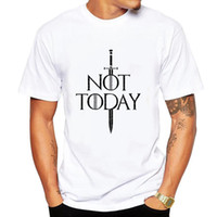 Dracarys Arya Stark Shirt Game of Thrones Not Today Tshirt T...
