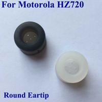 Para Motorola Elite Virar HZ720 Rodada fones fones auriculares Eargels substituição Silicone botões géis frete grátis alta qualidade