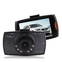100pcs 2.4 인치 카메라 G30 전체 자동차 DV 운전 레코더 모션 감지 야간 투시 DVR 대시 캠 고품질 뜨거운 판매