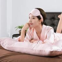قناع XIAOMI youpin لينة الحرير العين النوم السفر الراحة تنفس النوم قناع العين أدوات الراحة هدية للمرأة الرجال 3014234A5 3014235