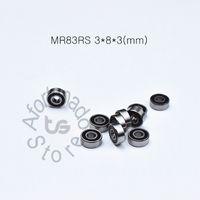 MR83RS 3 * 8 * 3(mm)10個入荷ベアリングベアリングABEC-5ベアリングメタルシールミニチュアベアリングMR83 MR83ZSベアリング