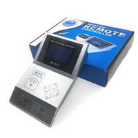 Fcarobd 1pc QN-H618 Host del telecomando QN-H618 Wireless RF Copier H618 Strumento di programmazione chiave Host di programmatore chiave auto