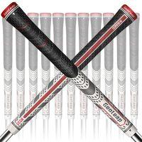 Geoleap Golf Grips Voltar Rib multi Composto de borracha e cabo híbrido Golf Club Grips Standard / Mdisize, 5 cores opcional.