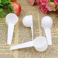 10 мл 5 г мерный пластиковый совок PP мерная ложка пластиковый мерный совок 5 г мерные ложки кухонный инструмент