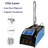 Cirugía con láser de dióxido de carbono de alta calidad Fraccionado CO2 Lazer Skin Revestimiento de la piel ACNE Equipo de tratamiento del cuerpo del acné
