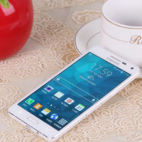 Refurbish Débloqué Samsung Galaxy A5 A5000 4G LTE Quad Core 5.0 pouces 2G / 16G WIFI GPS Bluetooth Smartphone 2015 Version