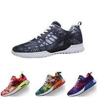 2019 New Ariival Laufschuhe für Männer Frauen lila, grün, blau, rot weiß schwarz Student Mode Trainer Sportschuhe Größe eur38-45