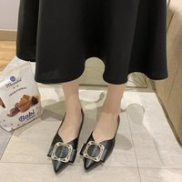 Shoes Woman Comfortable And Elegant Pointed Toe Women' s...