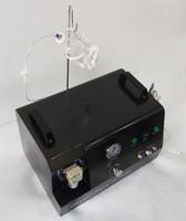 Портативная водная кислородная машина для омоложения кожи кожи кожи с одним кислородом спрей и одной головкой впрыска кислорода