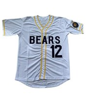 Responsible The Bad News Bears #12 Tanner Boyle Baseball Jersey M Baseball-other Fan Apparel & Souvenirs