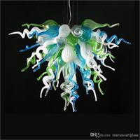 Lampe moderne salle à manger Cerfs Antler lustre en verre suspendu Grand Chandeliers supérieure lampe de pièces en gros Lustre en cristal Prismes