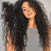 Curly 13x4 Lace Front Wig Full Lace Human Hair Wigs Brazilia...
