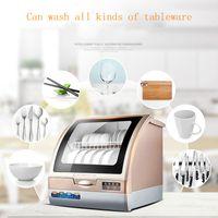 Spülmaschine Küche Spülmaschine Hochtemperatur-Sterilisation Spülmaschine Automatische Tischgeschirrspülung 220V