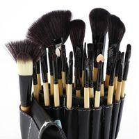 32pcs / комплект нейлон набор кистей для макияжа Многофункциональный Professional Beauty Косметические кисти Kit maquiagem