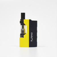 베스트 셀러 스타터 키트 Imini Vape 카트리지 포장 기화기 펜 500mAh Box Mod 배터리 새로운 Imini 왁스 오일 분무기 무료 배송