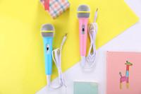 Мини конденсаторный микрофон Songs гарнитура КТВ духи наушники к петь караоке карман для наушников портативный динамик для мобильного телефона