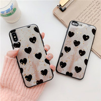 Retro Love Heart Phone Case For iphone XS Max Case For iphon...