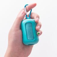 Portátil Viagem Toalha Quick Dry Outdoor Silicone dobrável Mini Compression Toalha Correndo Sports Yoga sensação de frio toalha Ice VT0020