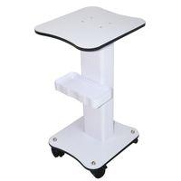 휴대용 미용 미포함 살롱 용 스파 휠 트롤리 공구 카트 스탠드 카트 조립품 DHL 무료 배송