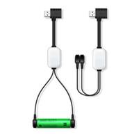 ADEASKA A10 Li-ion Piller için 18650 Pil Şarj İşlevli Manyetik USB Şarj Mini Şarj / Boşaltma Güç Bankası DHL