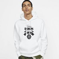 The Vampire Diaries DAMON Sweats à capuche Homme Femme Streetwear Hoodie Vêtements Ropa Adolescente hiver Outwear Harajuku Sweat