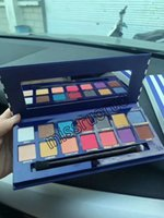 2019 NEW Brand makeup palettes RIVIERA 14 colors Eyeshadows ...