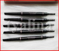 5 colors Double Ended Eyebrow Pencil Eyebrow Enhancer Enhanc...