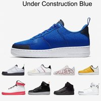 2020 1 Under Construction Blu Uomini Donne Running Shoes 07 LV8 Cactus Giallo Navy 1s ininterrotta Mens Sneakers Trainers Sport Dimensioni 36-45
