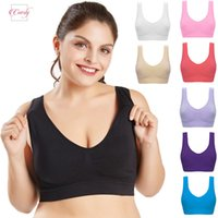 3Pcs Frauen Set Sexy BH mit Pads Nahtlose Push Up Bra Weste Tops Plus Size 4xL 5Xl Unterwäsche Wireless-Bras