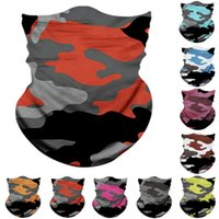Outdoor Tactical Bandana Breathable Face Scarf Fishing Cycli...