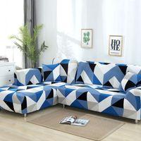 تغطية أريكة الأريكة مرنة غطاء كرسي قطاعات وهي تحتاج 2pieces أجل أريكة إذا كان لديك هي الزاوية L-شكل