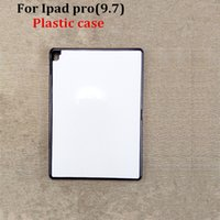 For lpad Pro(9. 7) DIY 2D Sublimation Cases Heat Press PC Cas...
