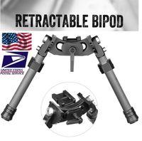 NEW جيش الرب للمقاومة التكتيكية الخفيفة bipod لونغ Riflescope bipod لللبندقية صيد نطاق شحن مجاني