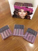 Maquillage Lèvre Gloss Super Beauty 4 6 8 Couleur Kit mateau étanche 14 Styles disponibles