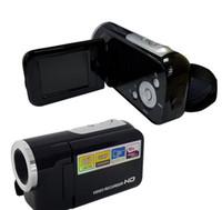16MP 2,0 pouces Vidéo Caméscope HD 1080P portable appareil photo numérique 4x enregistreur vidéo DV Zoom numérique Appareil photo numérique