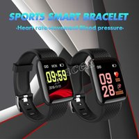ID116 Smart watch 1. 3- inch Blood Pressure Rate Heart Sports ...