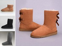 Designer Women Winter Snow Boots Fashion Australia Classic S...