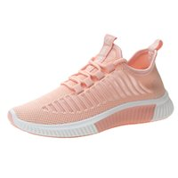 Casual Shoes Sneakers traspirante Volante WovenWild di SAGACE estate delle donne Lace-Up Leggero testa rotonda Laces Sneakers X1225