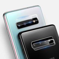 Kamera Lens Temperli Cam Clear Ekran Koruyucu Film iphone XS Max XR X 8 7 Artı Samsung Galaxy S10 E 5G M10 M20 M30 A30 A20 A30 A40